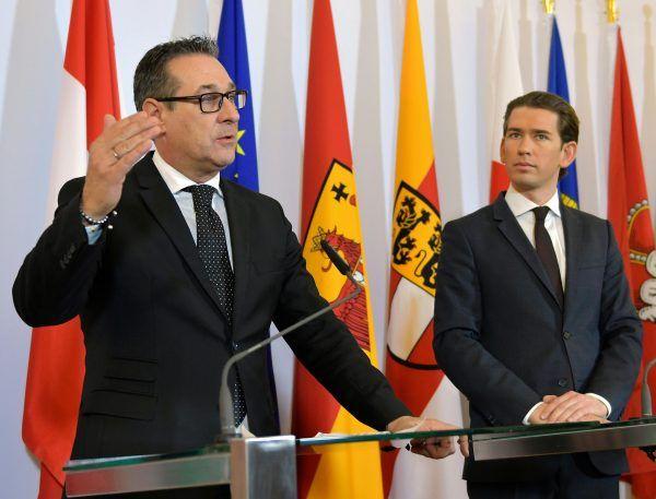 FPÖ und ÖVP wollen Anfang Jänner speziell die Entlastung kleinerer und mittlerer Löhne besprechenLöhne