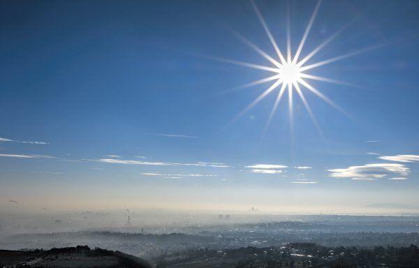 In Wien sorgt eine Kältefront für Wintereinbruch.