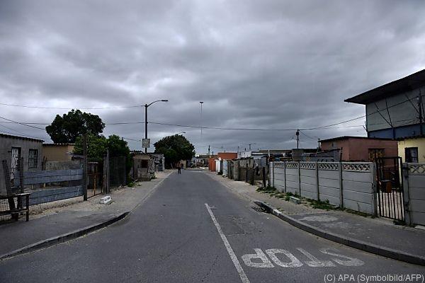Übergriffe auf Frauen sind in Südafrika an der Tagesordnung