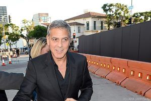 "George Clooney gibt Serien-Comeback in ""Catch-22"""