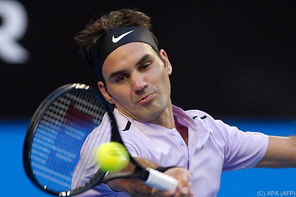 Federer kann zum 2. Mal Mixed-Weltmeister werden