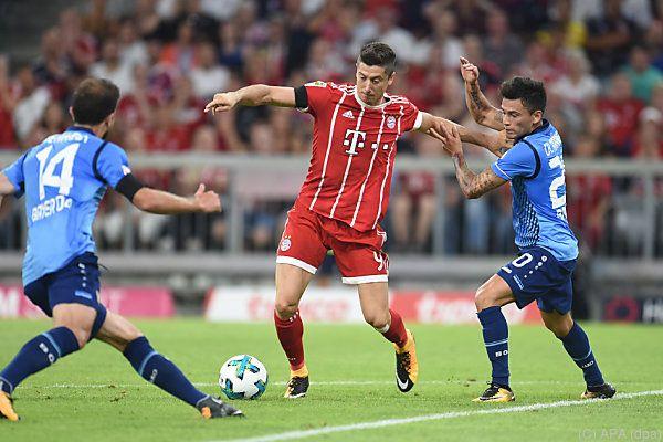 Auftakt zur Frühjahrssaison in der deutschen Bundesliga