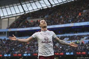 "Burnley-Stürmer Ashley Barnes für ÖFB ""interessant"""