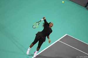 Tennis: Serena Williams gibt Comeback bei Fed Cup im Februar