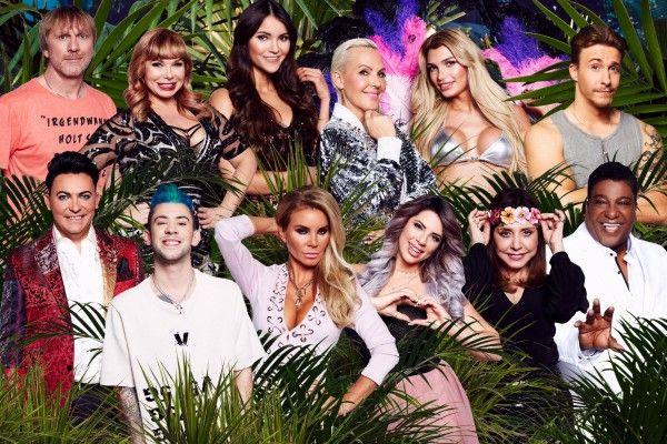 Diese 12 Stars ziehen ins Dschungelcamp 2018.