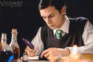#WatchingVoldemort: Inoffizieller Harry Potter-Fanfilm erobert das Internet