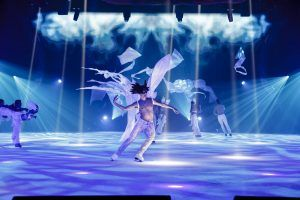 """Holiday on Ice"" macht mit Eislauf-Revue ""Time"" Halt in Wien"