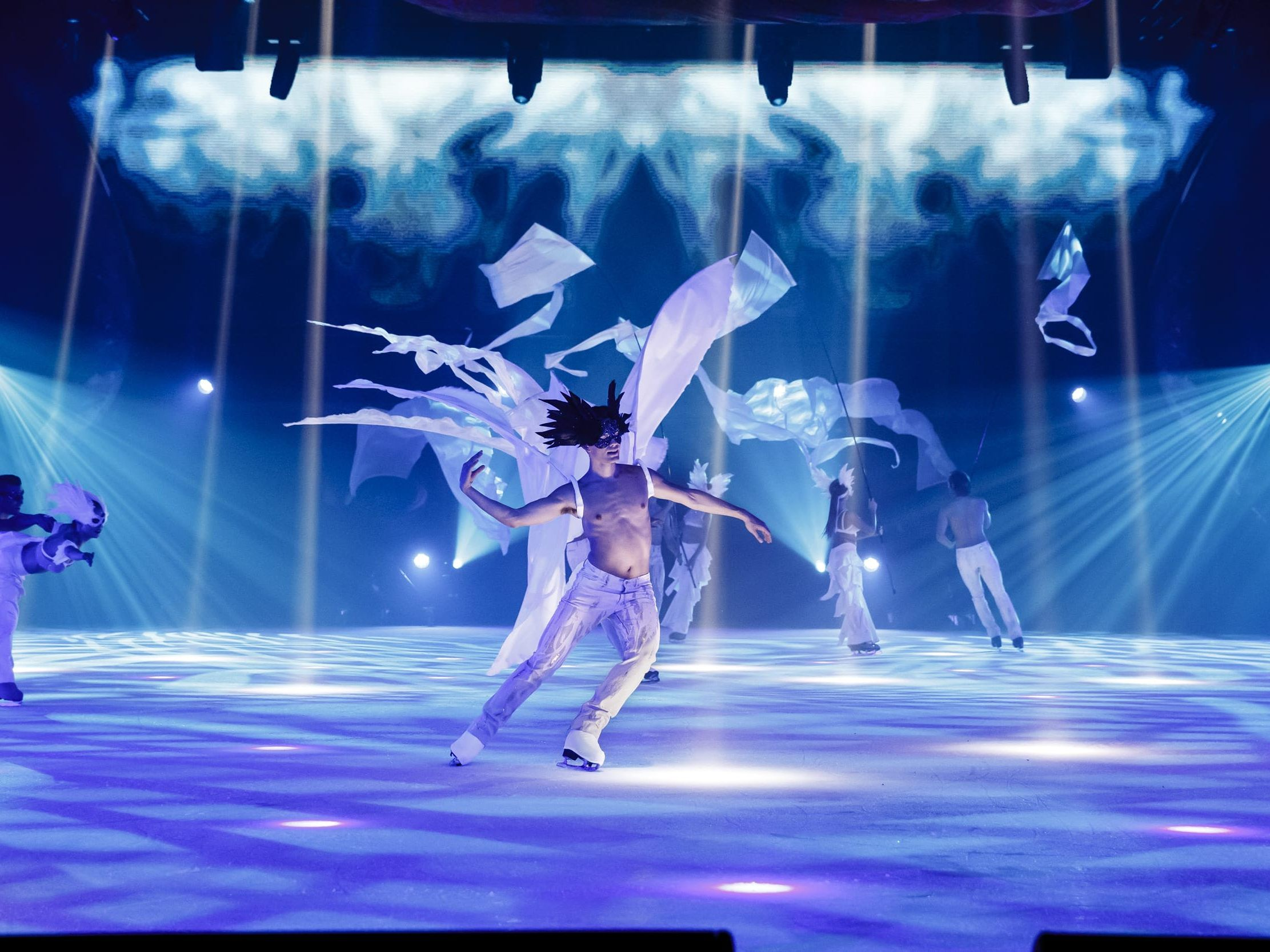 "Holiday on Ice kommt mit der Show ""Time"" nach Wien."