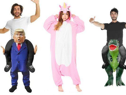 Die Kostum Trends 2018 Womit Man Im Fasching Heuer Fur Lacher Sorgt