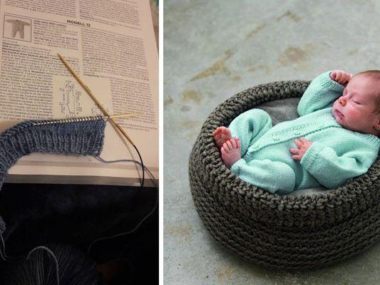Stricken Und Häkeln Für Babys Lana Grossa Sets Im Viennaat Test
