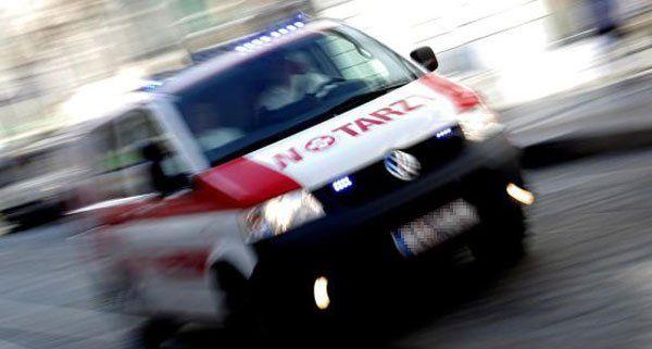 Der 38-Jährige wurde bei dem Brand in der Lkw-Fahrerkabine verletzt.