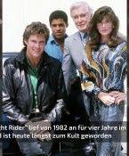"""""""Knight Rider"""": Das wurde aus den Darstellern"""