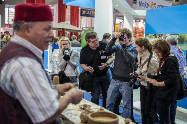 Auf der Reise-Messe in Wien gibt es als neuen Themenschwerpunkt die Reisefotografie