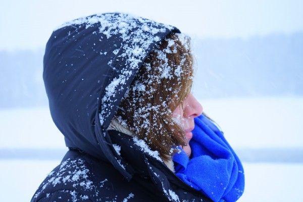Sturm Burglind hält Österreich mit Schnee, Wind und Regen in Atem.