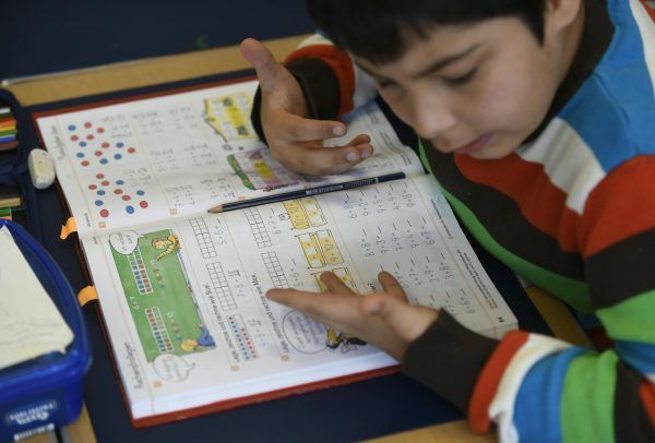 Ab Montag, 15. Jänner, können Eltern ihre Kinder in die Volksschule einschreiben.