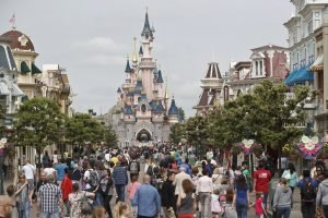 Milliarden Investition in Disneyland Paris