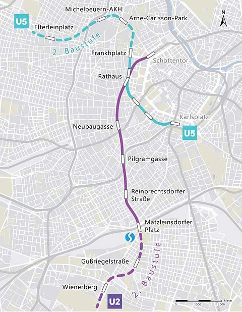 Ausbau Der U Bahn U2 Und U4 Infoveranstaltung Klärt Auf Wien 5