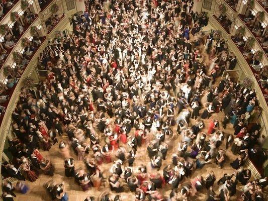 Mehr Als 14 Millionen Zuseher Opernball Bringt Top Einschaltquoten