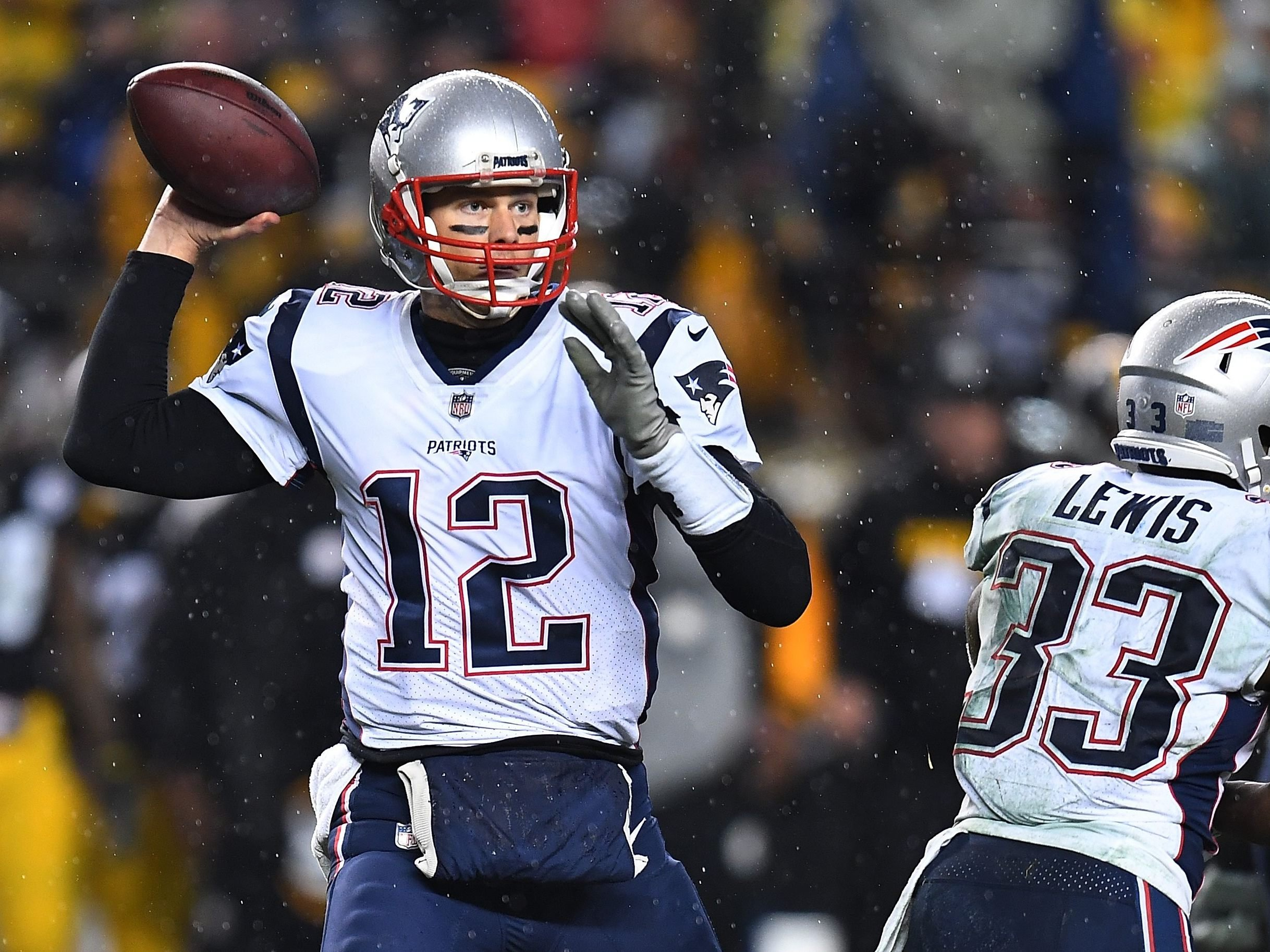 LIVE: Super Bowl 2018 New England Patriots gegen Philadelphia Eagles.