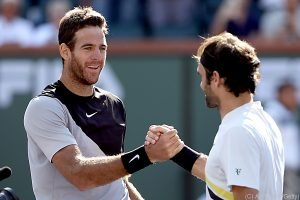 Del Potro besiegte Federer im Indian-Wells-Finale
