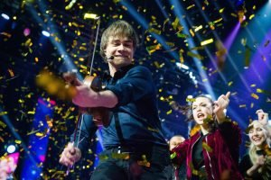 "Alexander Rybak vertritt Norwegen mit ""That's How You Write A Song"" beim ESC"
