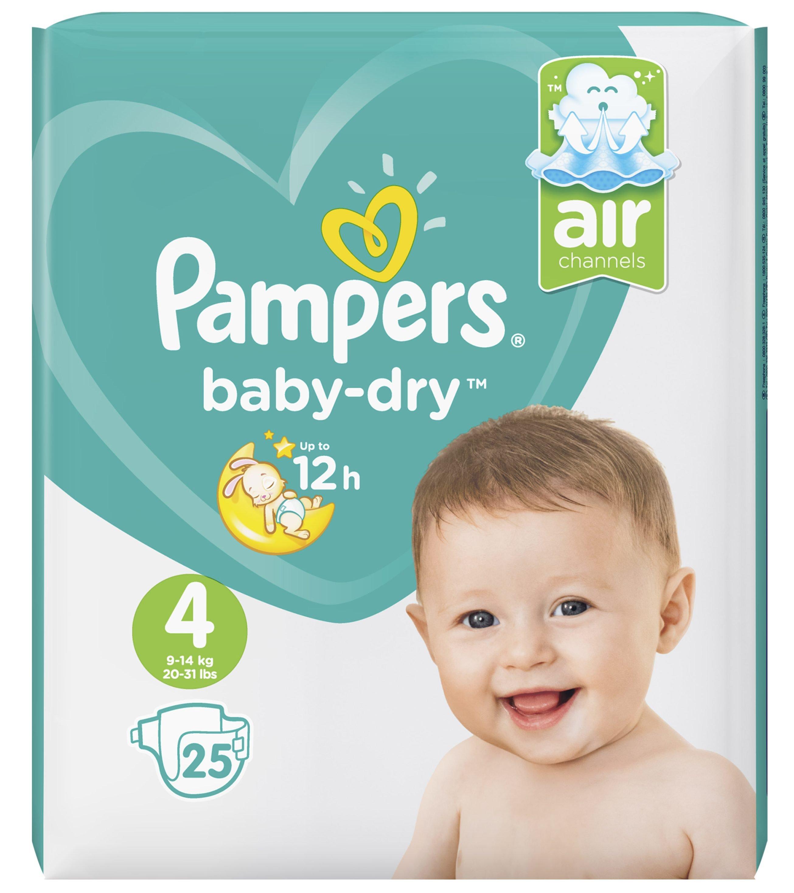 trockene n chte dank pampers baby dry gesundheit vienna at. Black Bedroom Furniture Sets. Home Design Ideas
