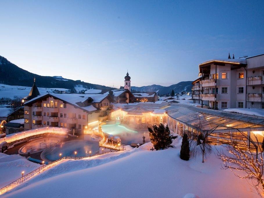 Winter Kurzurlaub österreich