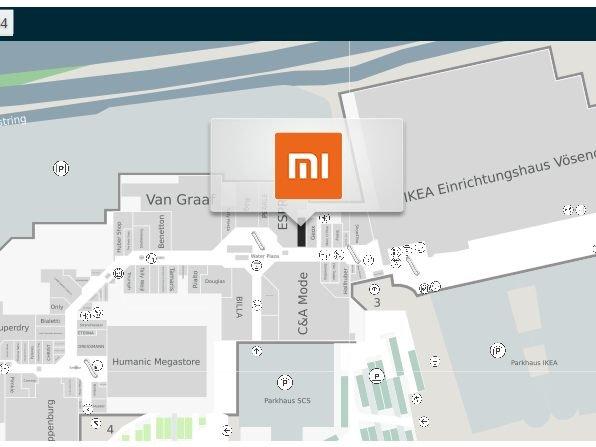 Xiaomi Store Im Scs Chinas Billighandys Kommen Auch Nach Wien