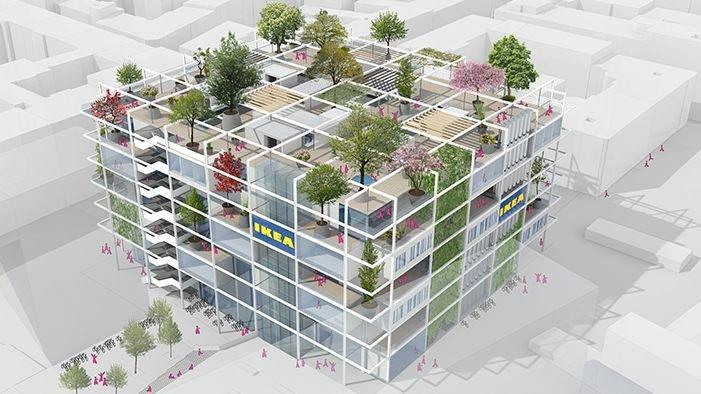 Ikea Eröffnung