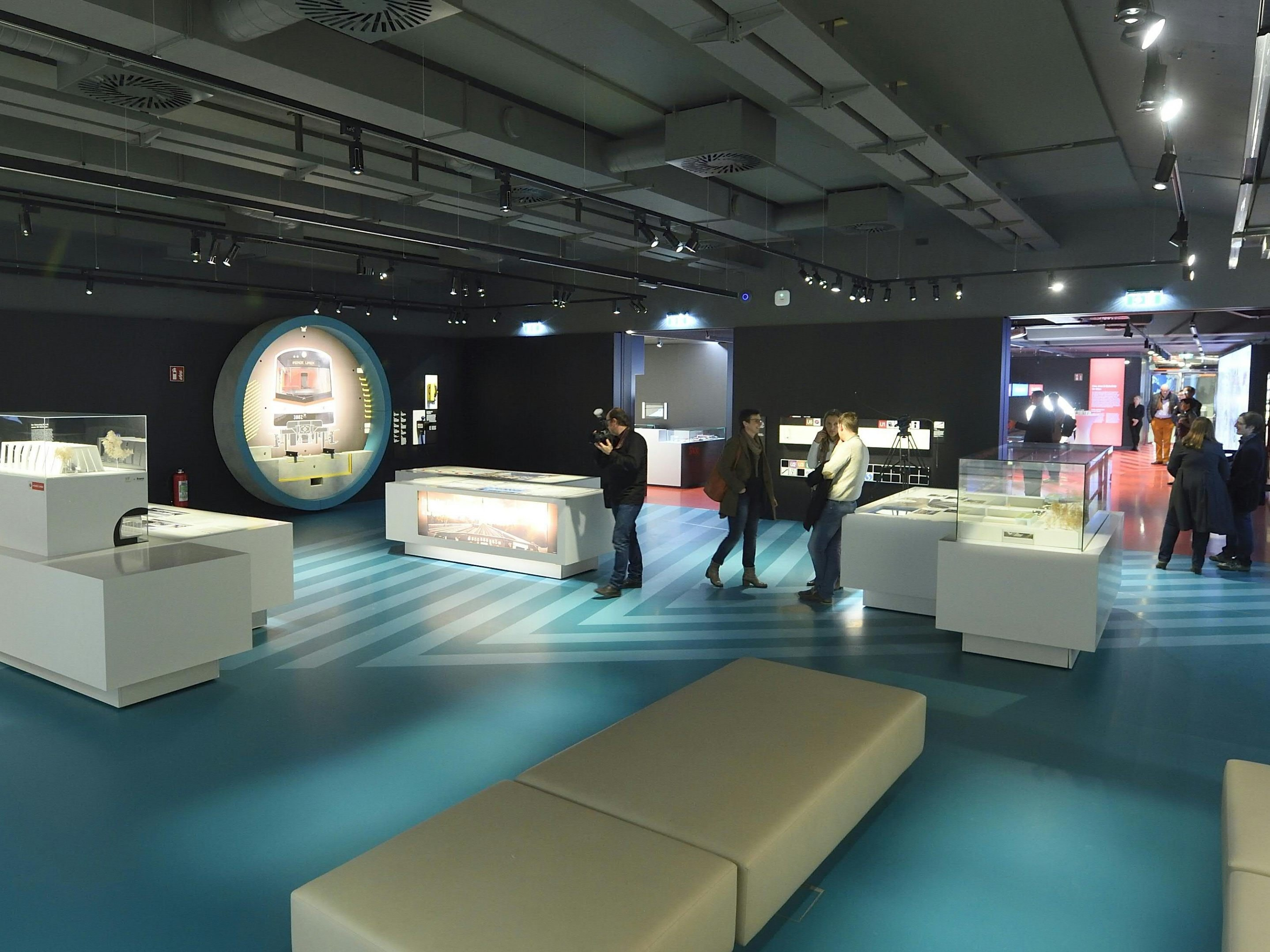 Infocenter Zu U2u5 In Wien Erweitert öffnungszeiten Wien Aktuell