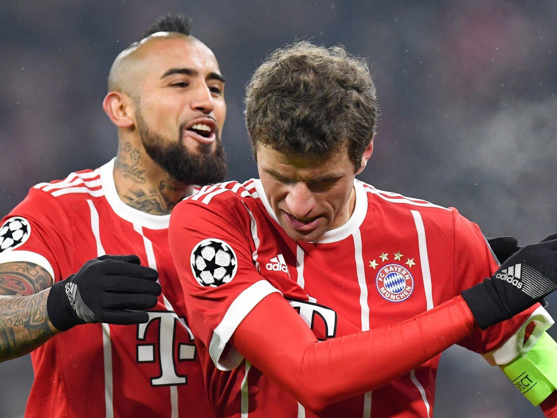 Besiktas Bayern Live