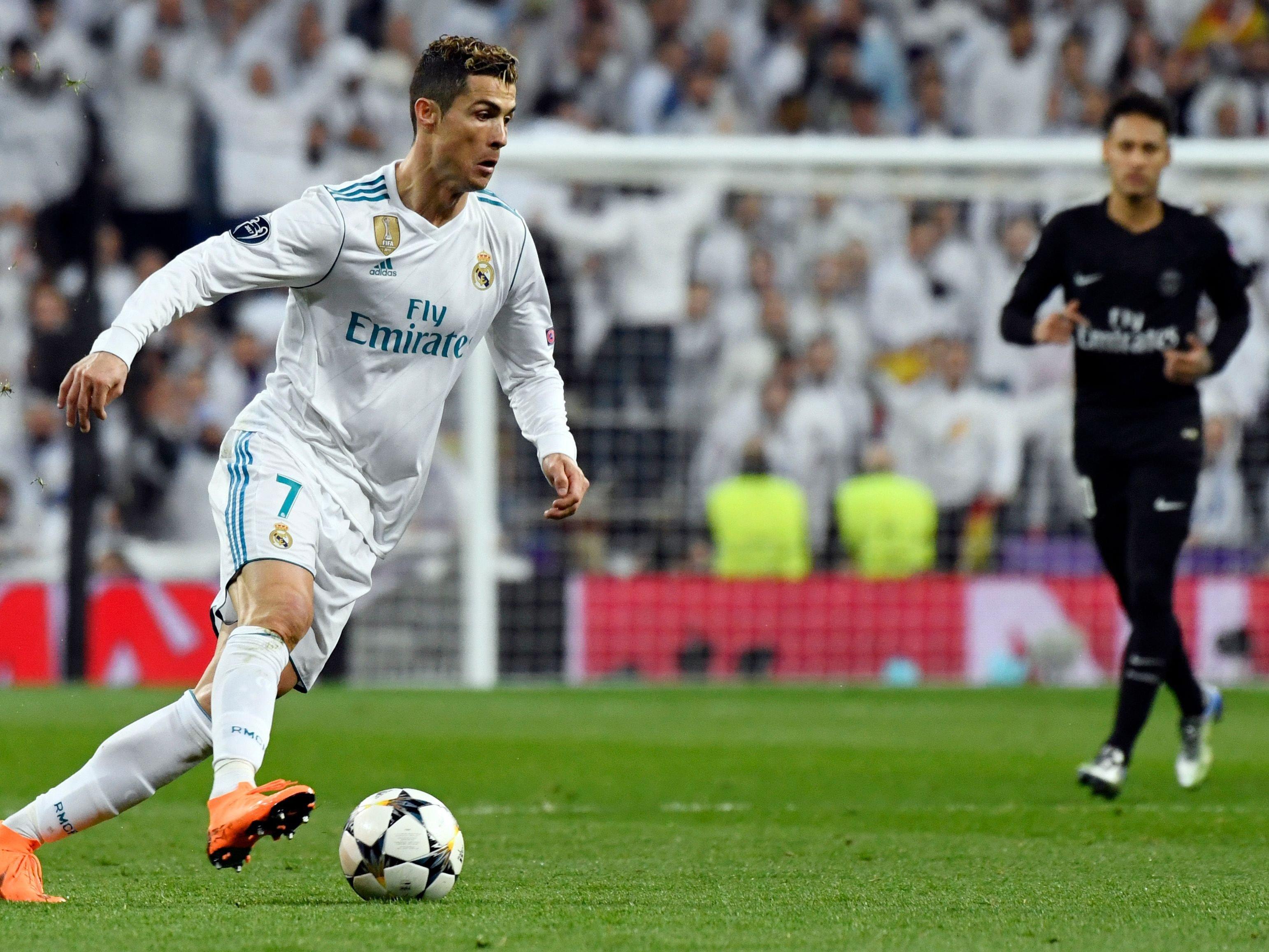 Heute Live Paris Saint Germain Psg Gegen Real Madrid Live