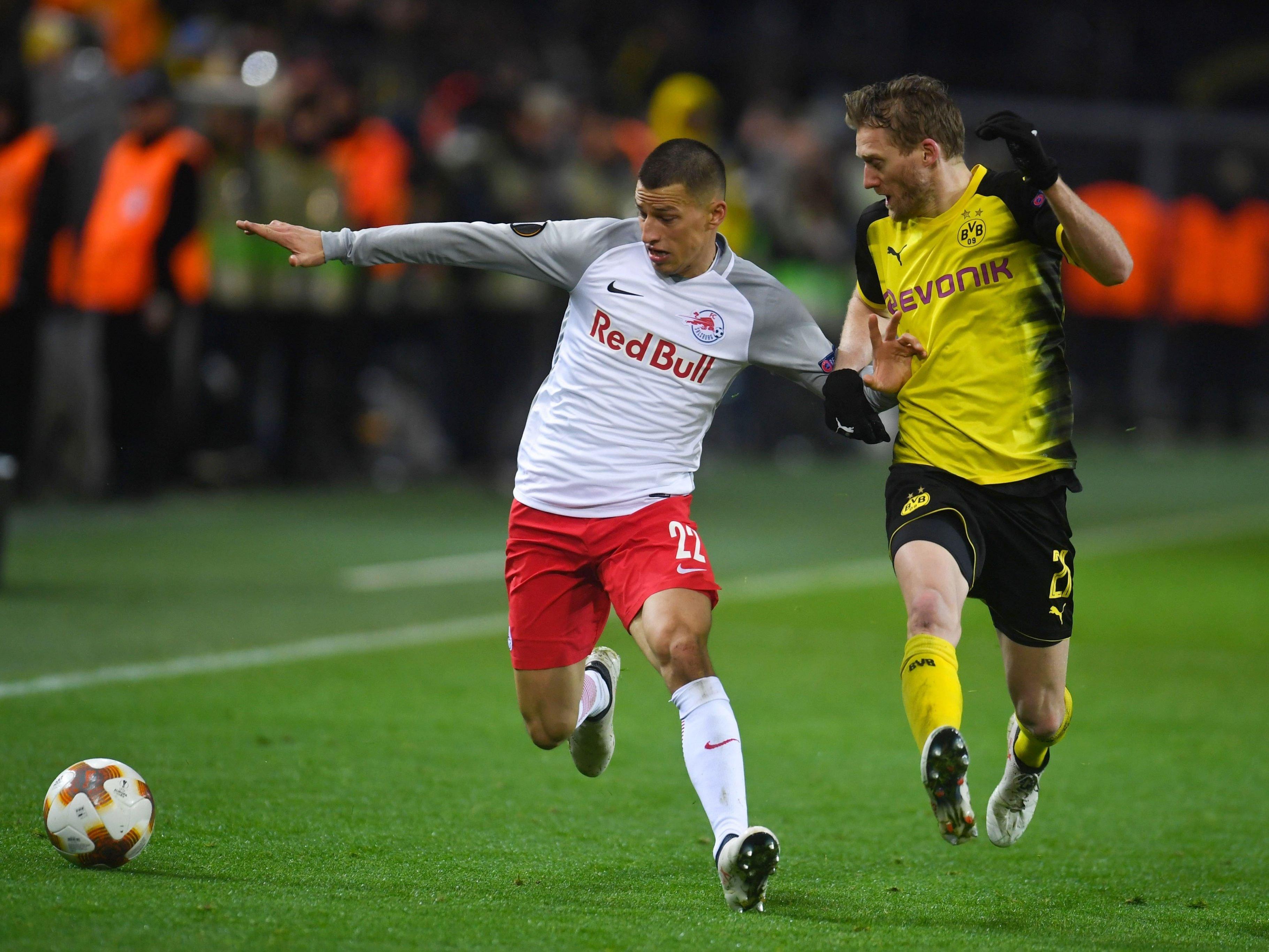 Salzburg Dortmund Live