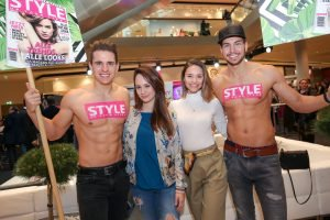 "Fashion Day von ""Style Up Your Life"" im Fischapark in Wiener Neustadt"