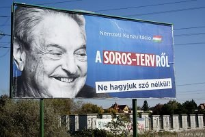 Open Society Foundation von George Soros verlässt Budapest