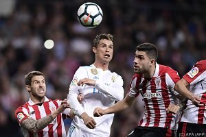 Real Madrid gegen Athletic Bilbao nur 1:1