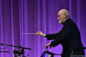 """Star Wars""-Ikone John Williams dirigiert in Wien"