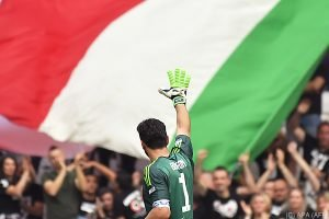 Buffon will kein Abschiedsspiel mit Italiens Nationalteam
