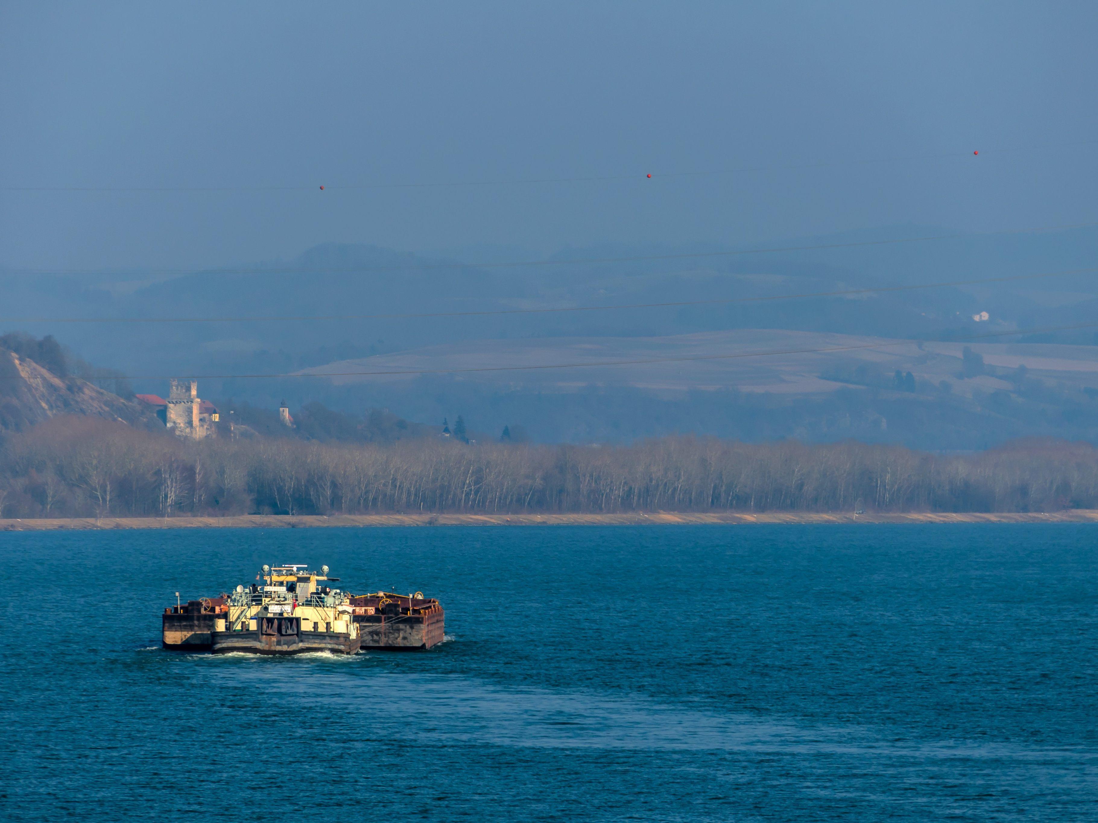 Leiche Donau