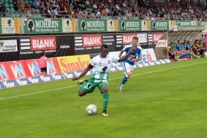 SC Austria Lustenau vs. WSG Wattens: Mit VOL.AT 5 × 2 Tickets gewinnen!