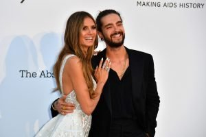 Heidi und Tom turteln in Cannes