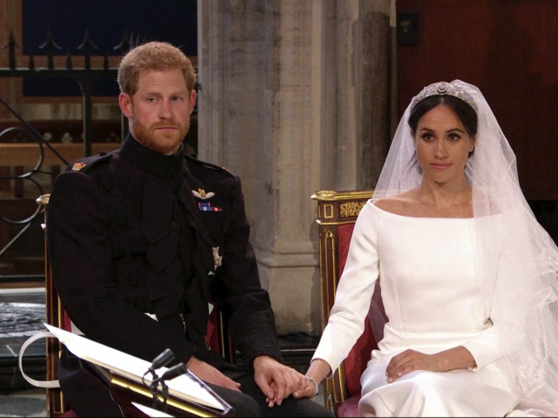 Hochzeit Harry Meghan Tv übertragung