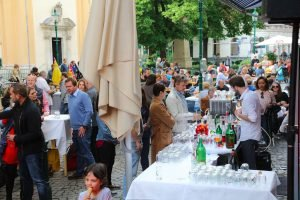WINE AFFAIRS - Open Air Wine Tasting in Wien
