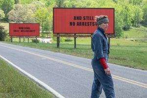 "VOL.AT verlost ""Three Billboards Outside Ebbing, Missouri"""