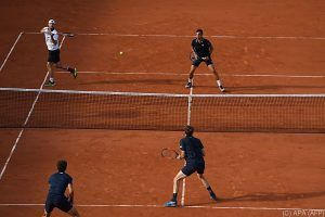 Marach/Pavic unterlagen im French-Open-Finale