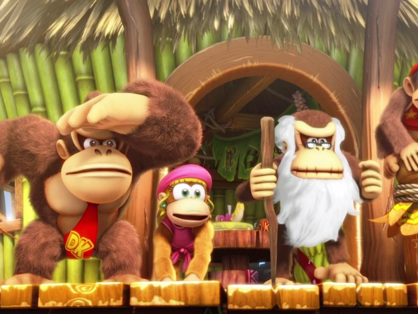 """Donkey Kong Country: Tropical Freeze"" ist ein absolutes Schmankerl."