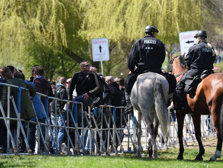 Bewerbungsfrist Für Reiterstaffel Der Polizei In Wien Zu Ende Wien