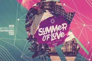 Open Air Festival in Wien: Summer of Love vom 13. bis 14. Juli