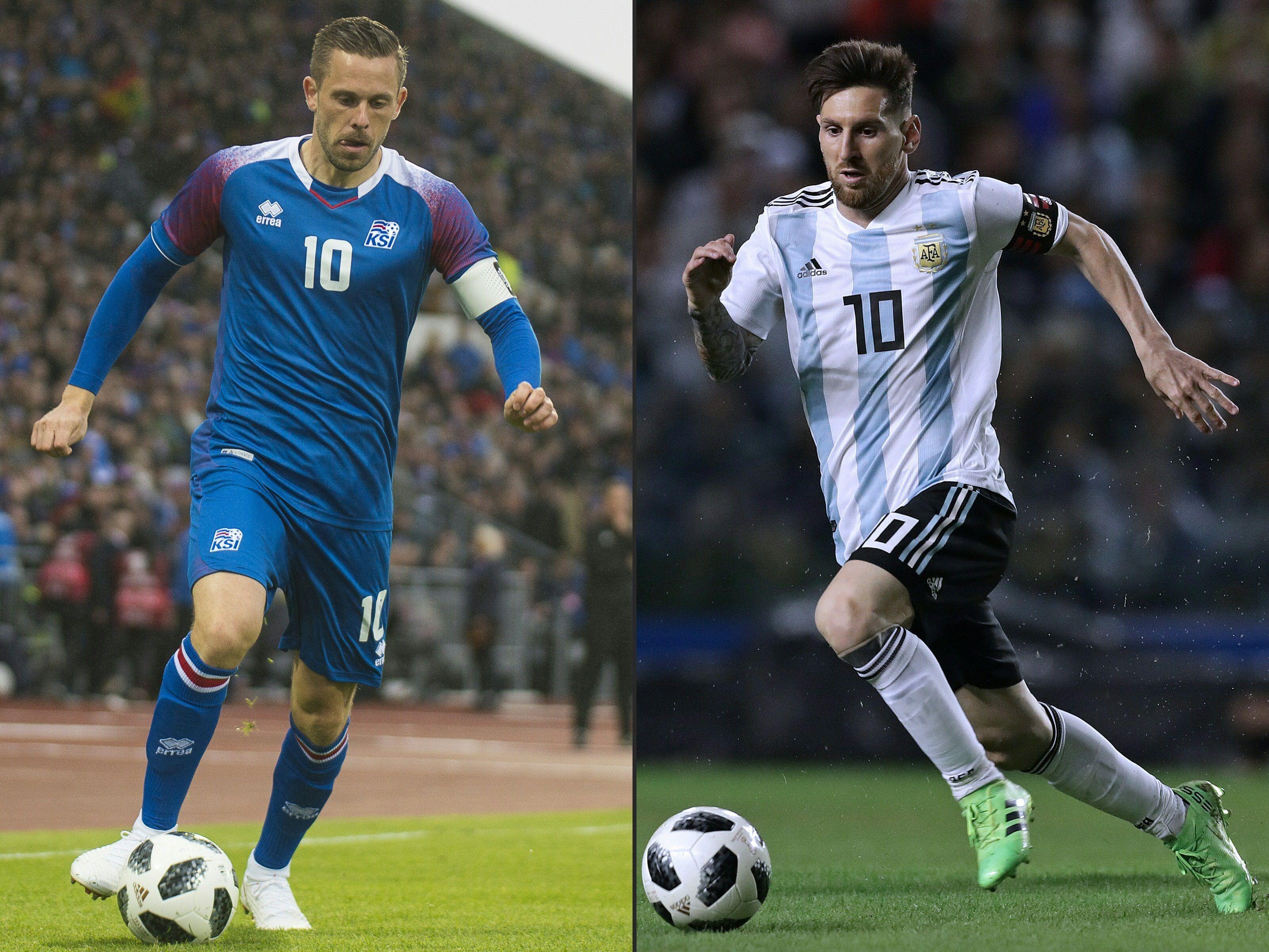 Island Argentinien Live