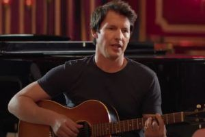 Antenne Hit-Tipp mit James Blunt